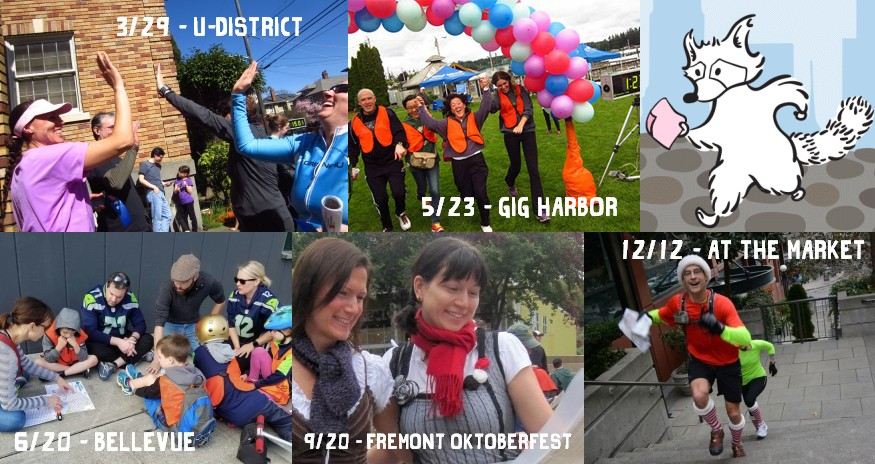 Join us for five fun events in 2020!